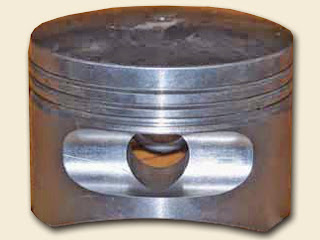 piston of a reciprocating engine