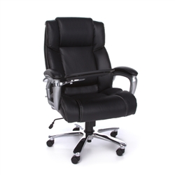 heavy Duty Leather Office Chair