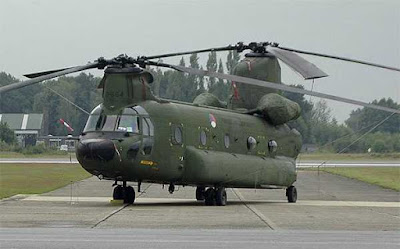 Chinook Military Helicopters