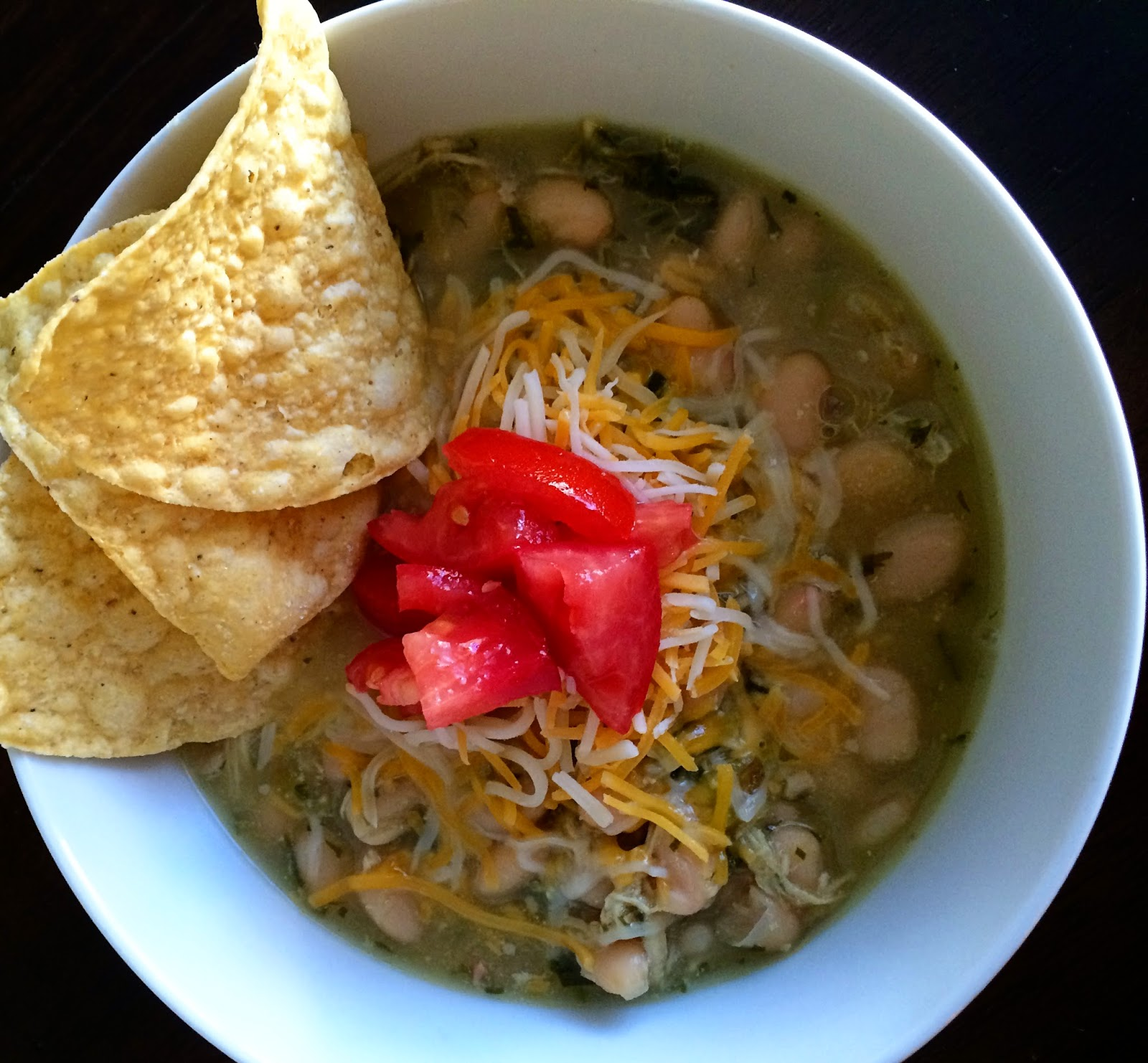 Good Eats The Best White Bean Chicken Chili Ready In 30 Minutes Or An Easy Crock Pot Option Brooke Romney Writes