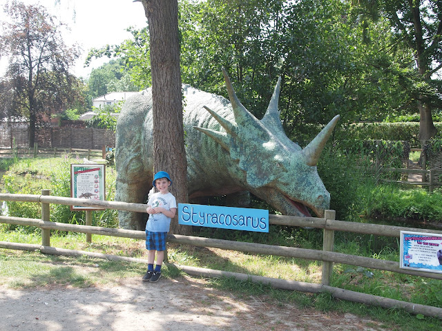 Godstone Farm, Surrey Review - Dino Trail