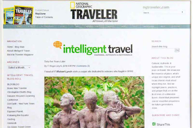 National Geographic Traveler Blog