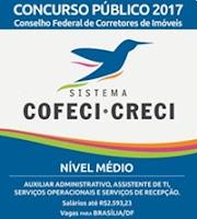 Concurso Público COFECI 2017: