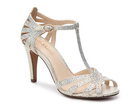 ae01353ee89 Worthy-Splurge DSW Sparkle Heels