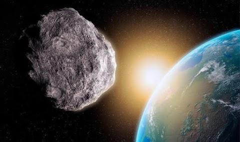 NASA Peringatkan Asteroid akan Menabrak Bumi