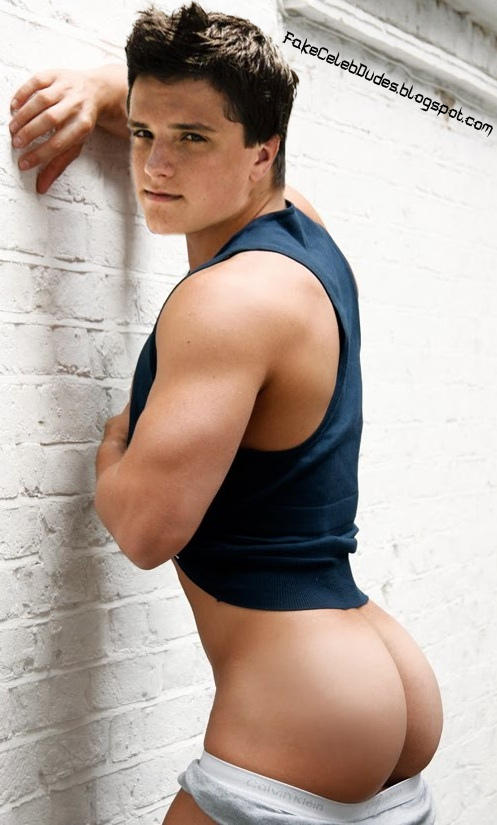 Celebrity male naked josh hutcherson