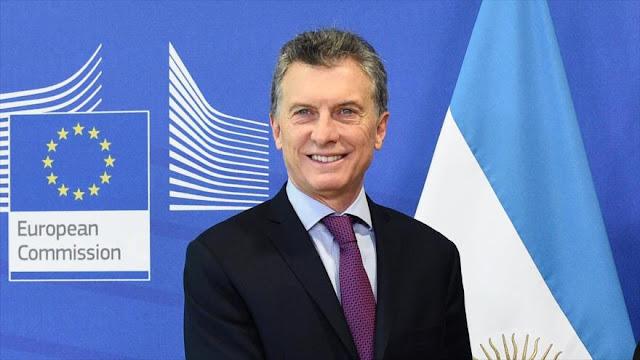 """Macri: Argentina no cambiará su reclamo por las Malvinas con o sin el """"brexit"""""""
