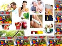 Aliments sains qui offrent la bonne santé