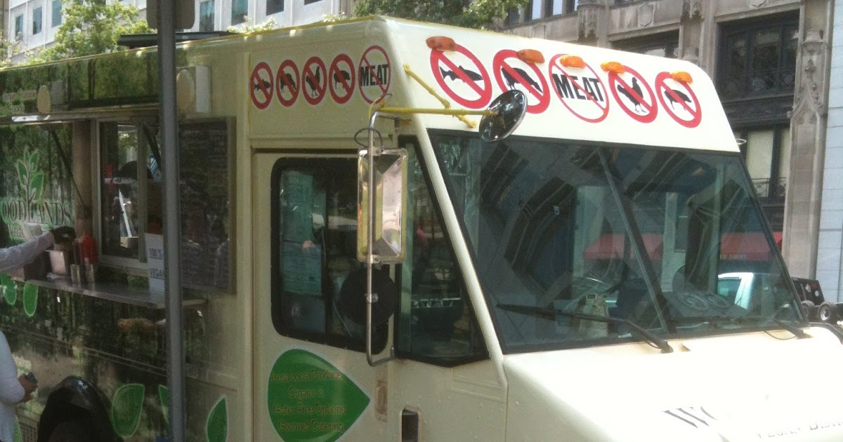 Everlasting Life Food Truck Dc