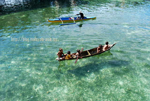 Mabul Island Sea Bajau Photography