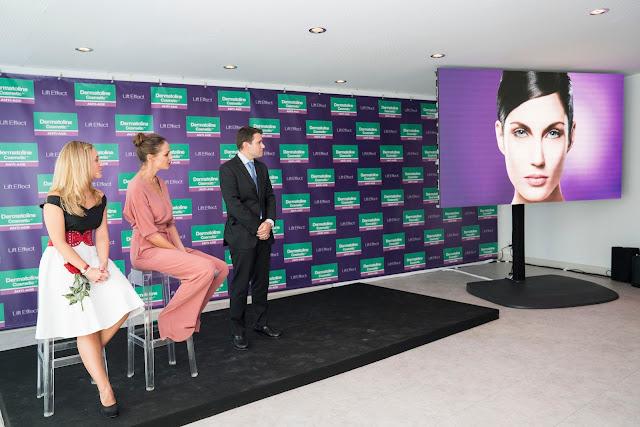 Nueva gama Anti-Age Lift Effect de Dermatoline Cosmetic