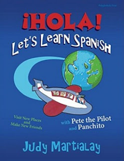 ¡HOLA! Let's Learn Spanish. cover