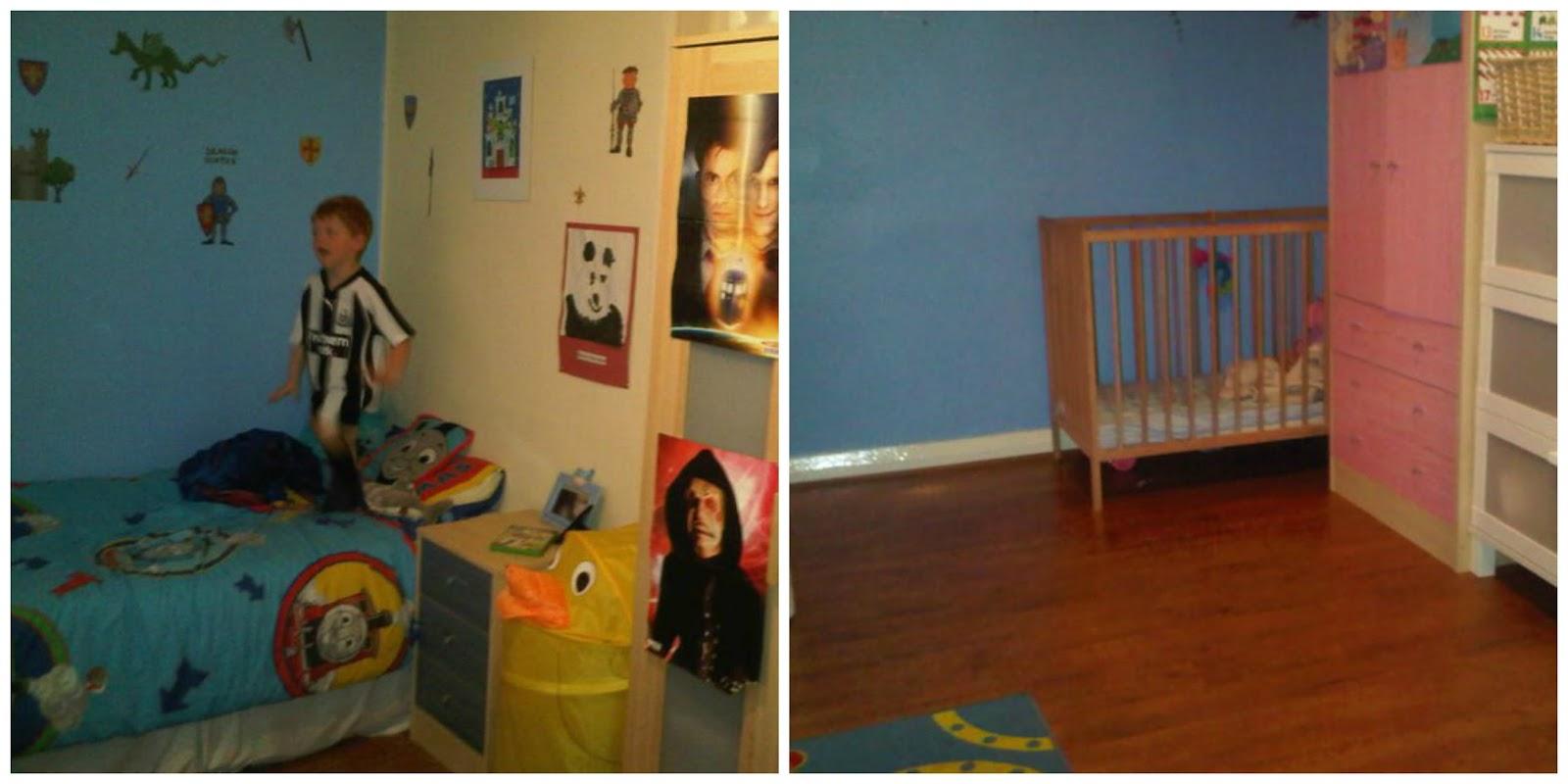 My childhood bedroom vs Heidi\'s childhood bedroom & My Little Pony ...