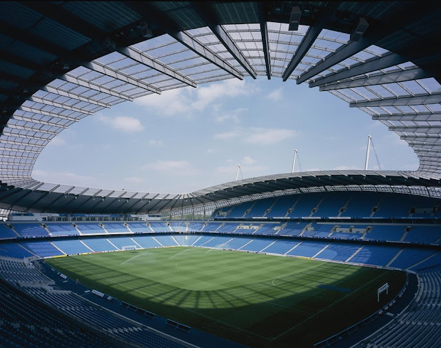 Estádio do Manchester City