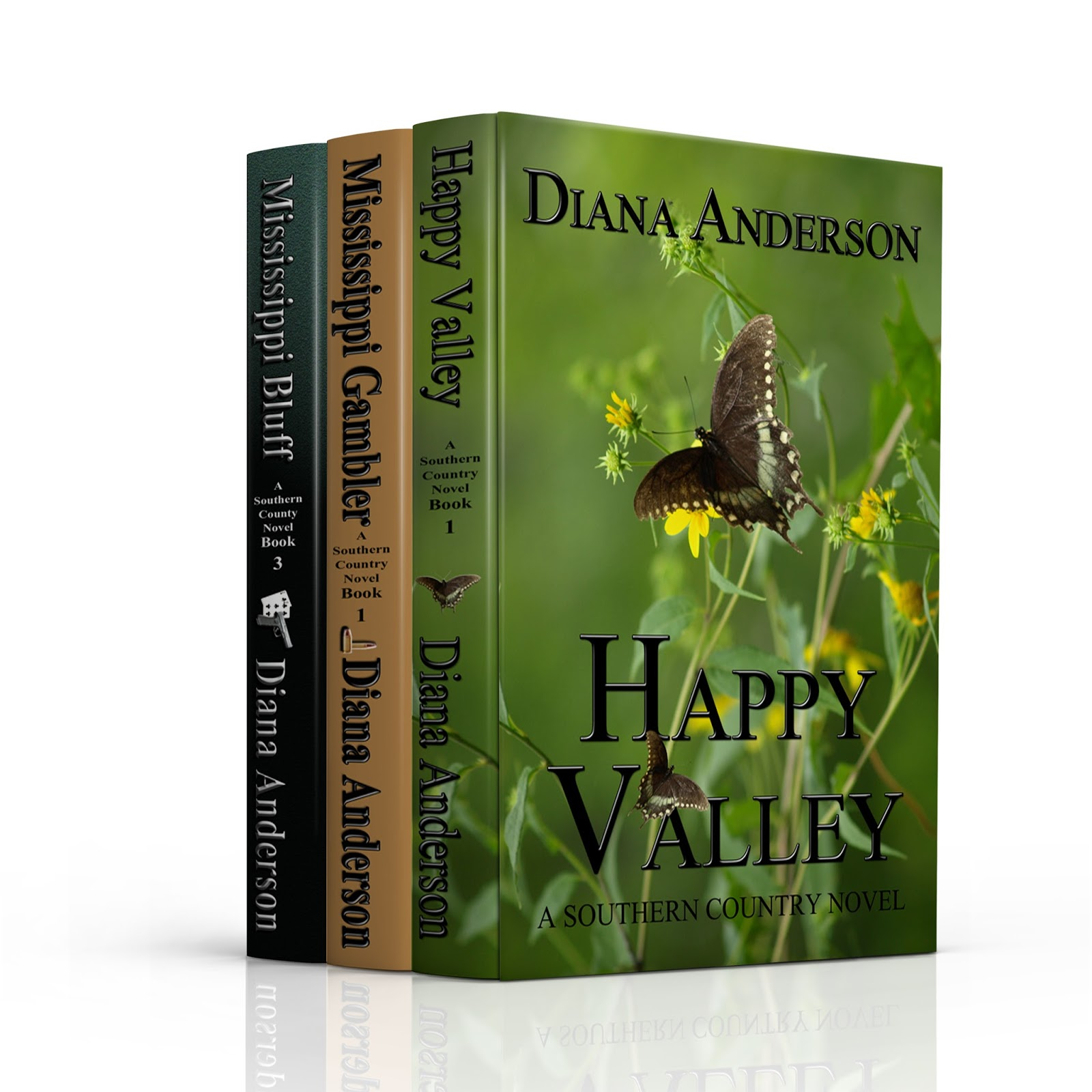 Happy Valley (A Southern Country Novel Book 1)