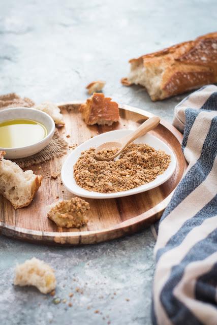 Dukkah, mélange d'épices et graines