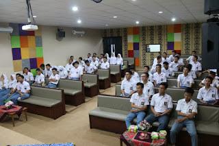 Kantor Imigrasi Kelas II Cirebon ,Sosialisasikan Tentang Wawasan Ke Imigrasian Kepada Siswa SMA