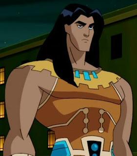 Resultado de imagem para tyler long shadow apache chief dc comics