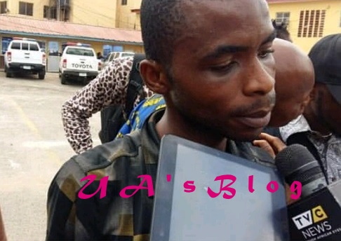 Why I Kidnapped My Mentor Over $30,000 Deal - Suspected Yahoo Boy Makes Shocking Confessions