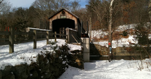 Comstock Covered Bridge Photo: Morrow Long