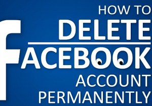 Permanently Delete Facebook Account Link - How To Permanently Delete Facebook Account