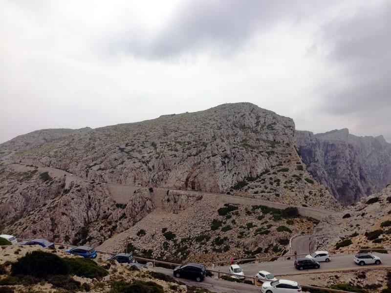 Panorama da Cap de Formentor