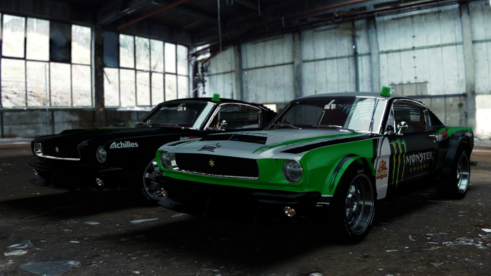 Ford Mustang Rims >> Assetto Corsa : Ford Mustang João Barion