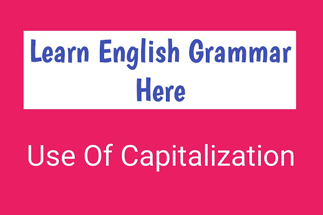 Use English Punctuation Correctly, wiki, how to articles, how to instructions, DIY, tips, howto, learn, how do I use of capitalization