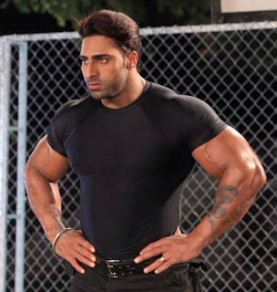 Can a vegetarian person make good muscular body,veg bodybuilders,Varinder Singh Ghuman veg bodybuilder