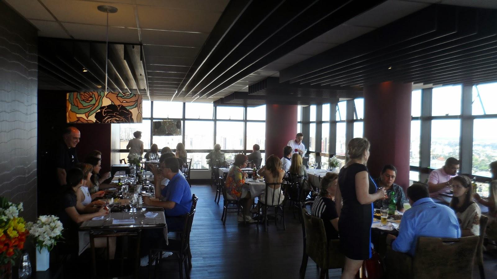 Alcblog Este é O Ambiente Do Novo Restaurante Panorâmico