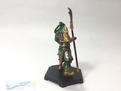 mô hình nhân vật Tam Quốc Chí 1