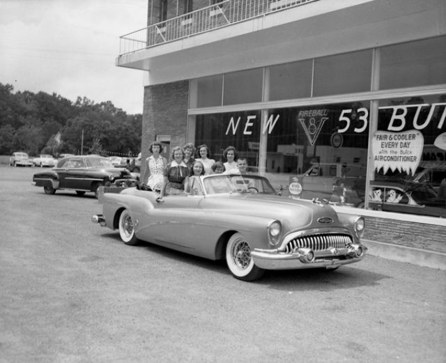 Молодёжь 1950-х