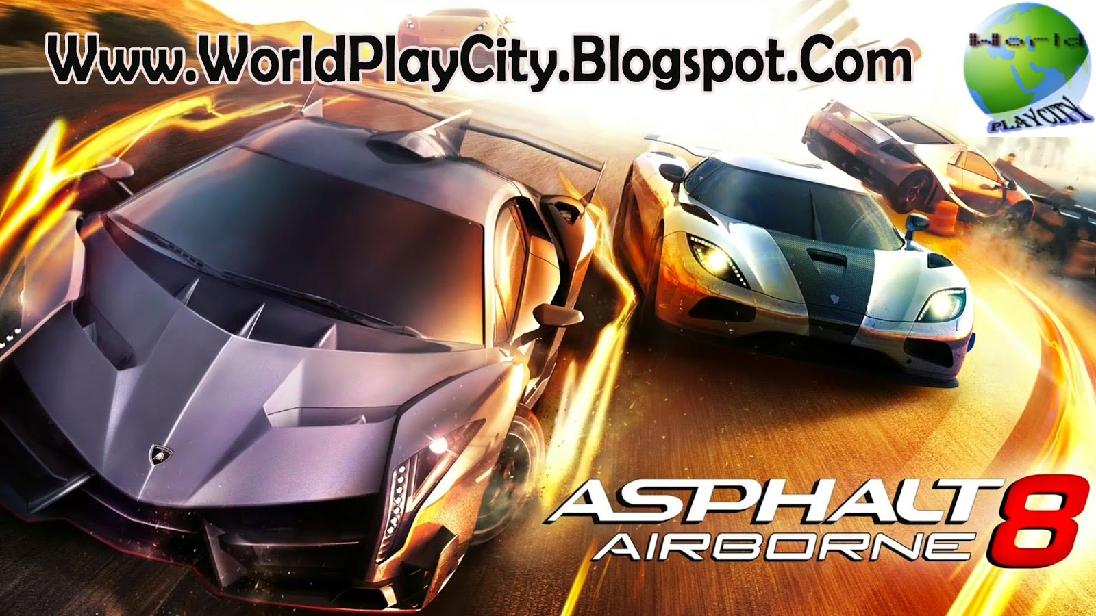 Free Games - Download Free Games - Asphalt 8 Airborne