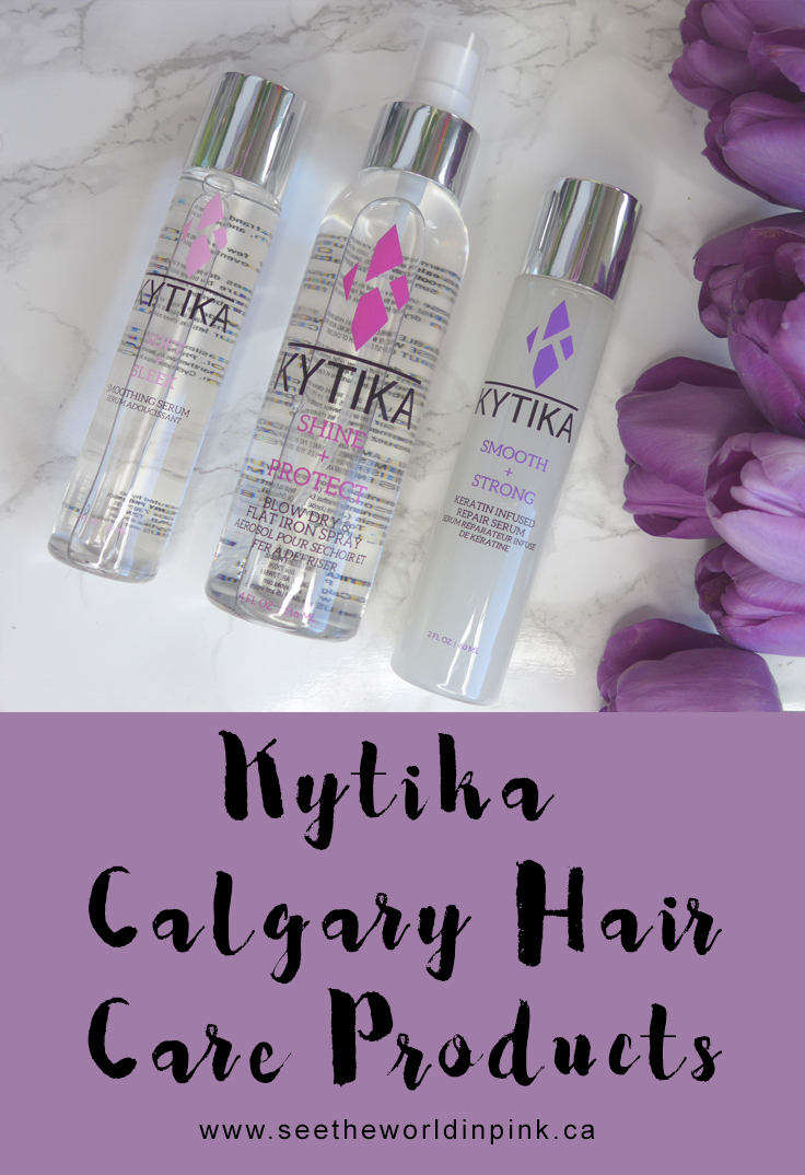 Kytika - Calgary Hair Care Products!