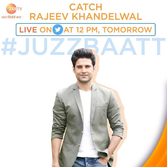 'JuzzBaatt - Sangeen Se Namkeen Tak' Chat Show on Zee Tv Plot Wiki ,Host ,Timing,Promo