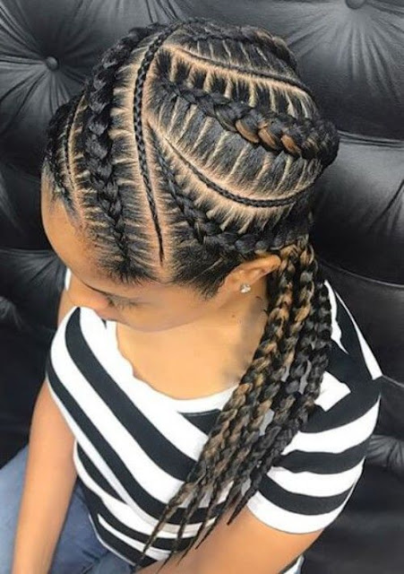 Beautiful Pictures Of An Amazing Braided Hairstyles