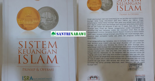 Buku Sistem Keuangan Islam: Prinsip & Operasi - International Shari'ah Research Academy for Islamic Finance (ISRA)