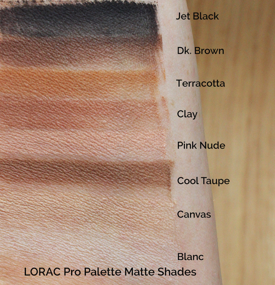 Gouldylox's first look at the new Pro Palette 3 from LORAC