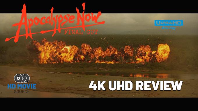Apocalypse Now Final Cut 4K (1979) Ultra HD Blu-ray Review: The Basics