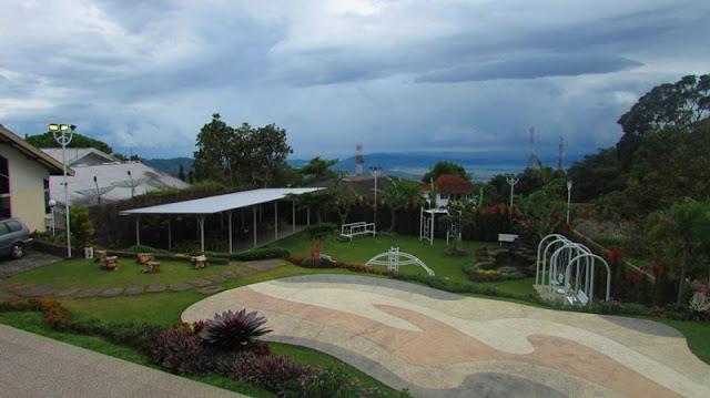 Taman Wisma Gaya Bandungan Semarang Jawa Tengah