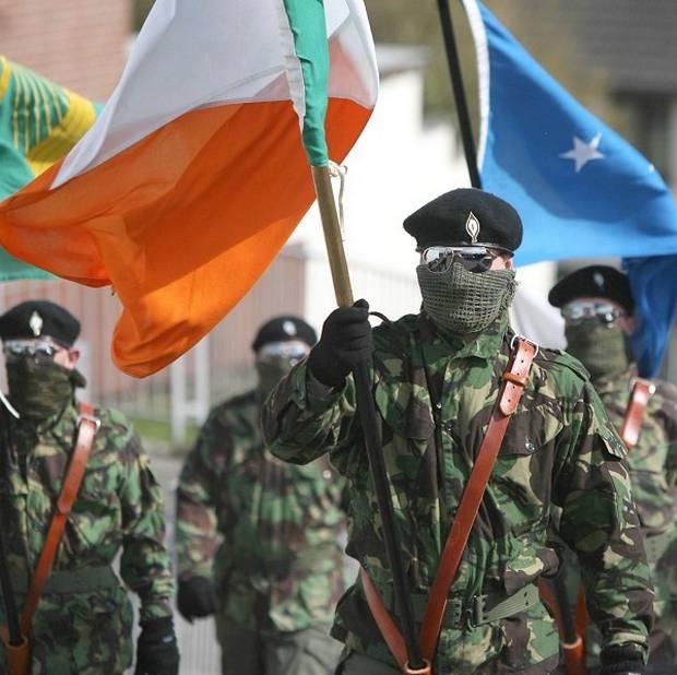 Irish revolutionary period