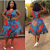 Lovely Short Gown Ankara Styles You Should See