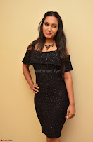 South Actress Amulya in short black dress at Kalamandir Foundation 7th anniversary Celebrations ~  Actress Galleries 017.JPG