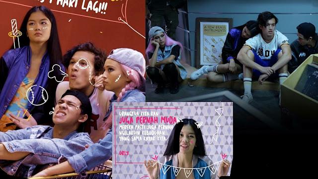 """Review Film Remaja Kekinian """"My Generation"""""""