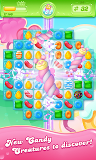 Download Candy Crush Jelly Saga MOD APK v1.101.0.2