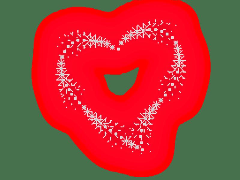 Imagenes De Amor Con Efectos: ZOOM DISEÑO Y FOTOGRAFIA: Corazones Con Efectos Png Fondo