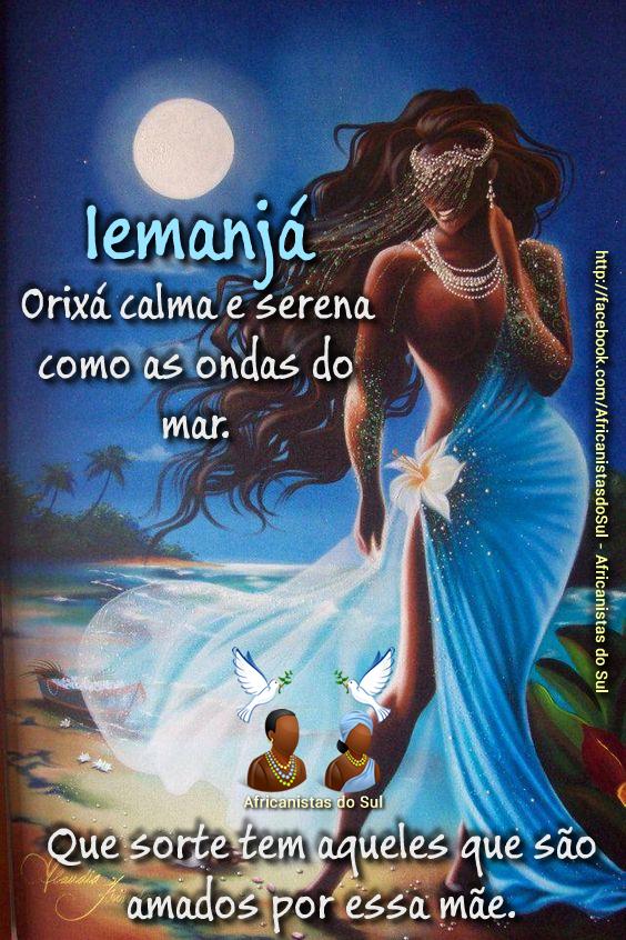 Oração a Iemanjá - Charles Corrêa D' Oxum