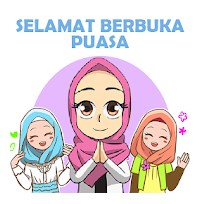 Kumpulan Stiker WhatsApp Tema Ramadhan Islami