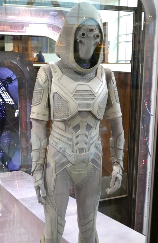 Ant-Man and Wasp Ghost film costume