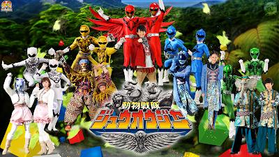Phim Doubutsu Sentai Zyuohger